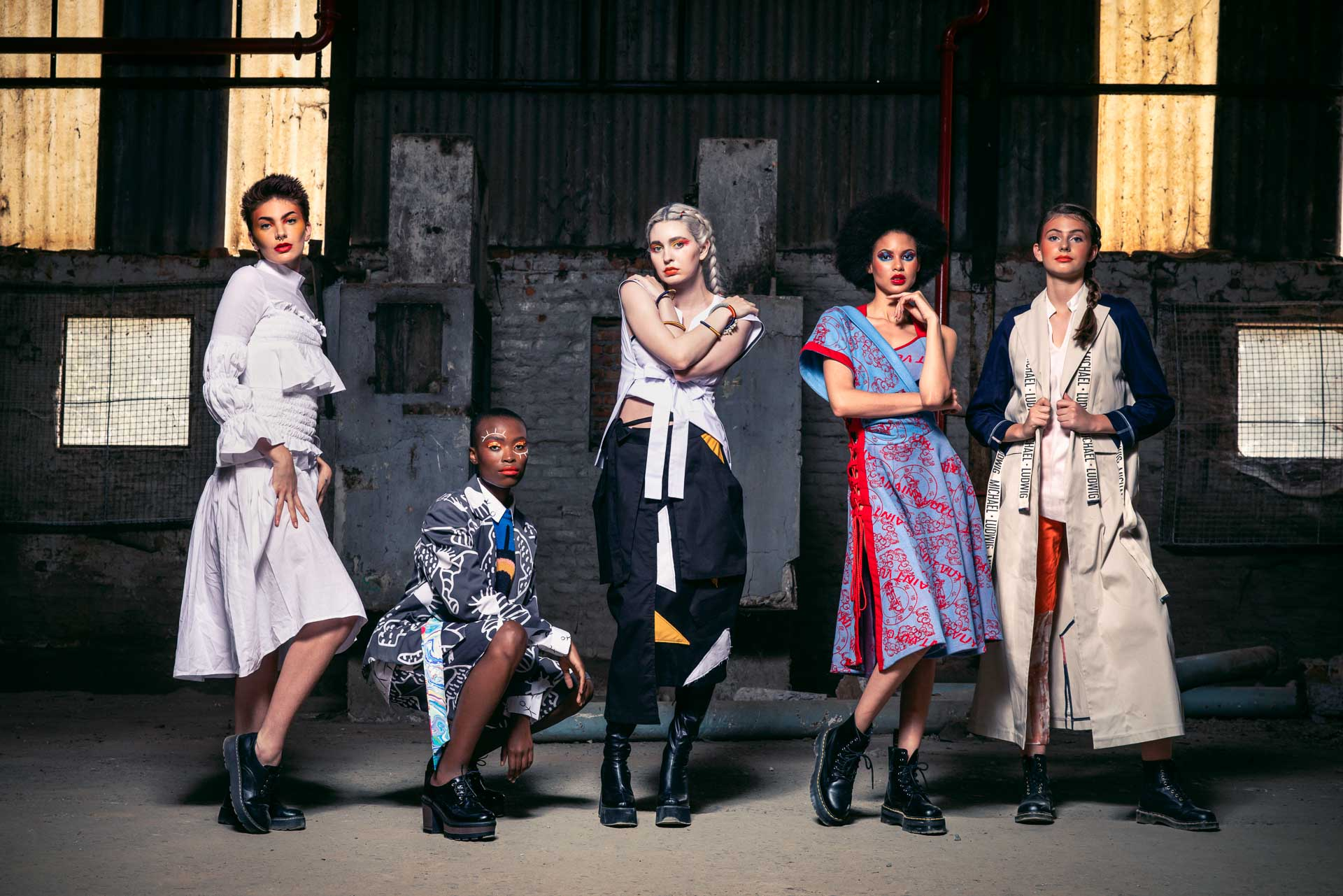 SAFW New Talent Competition 2021 Finalists